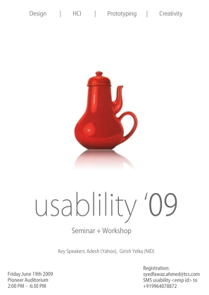 usability 09 - Poster