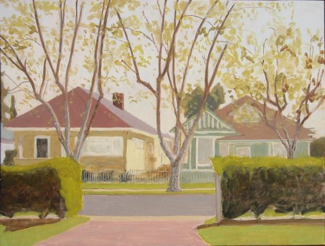 Respect Thy Neighbour - Painting Courtesy Jonathan Hart