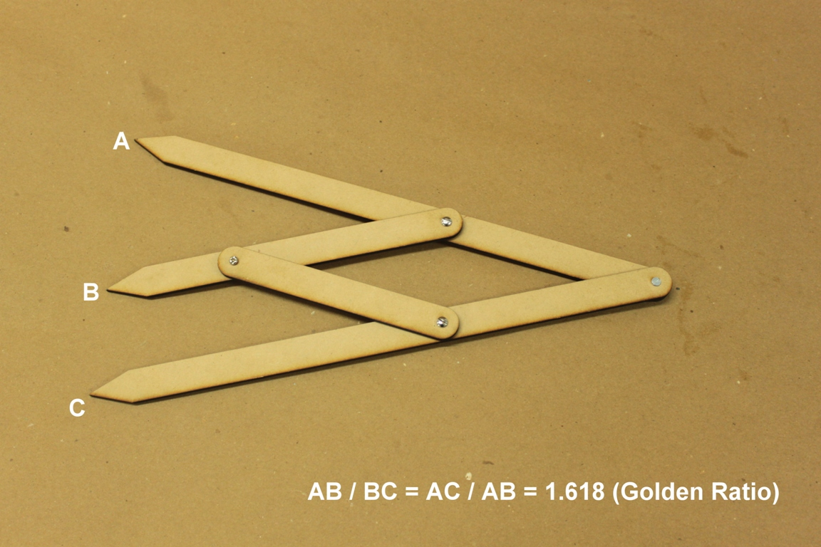 golden mean compass construction syed fawaz ahmed. Black Bedroom Furniture Sets. Home Design Ideas