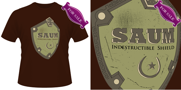 SAUM - Indestructible Shield - For Sale