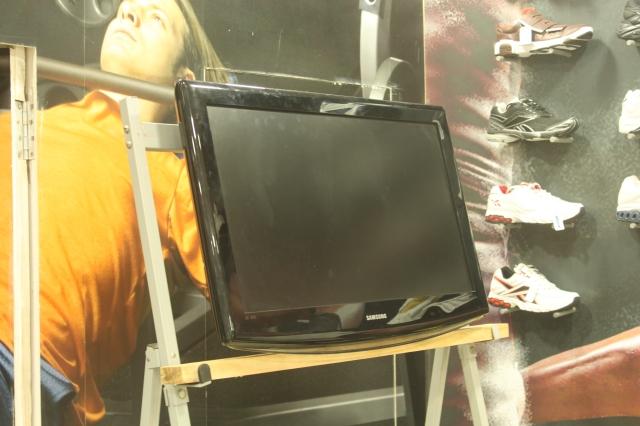T Trail - TV Setup
