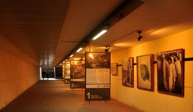 The Tunnel at IIMA