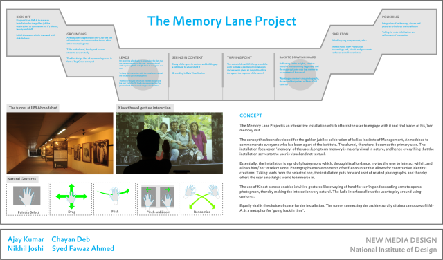 The Memory Lane Project
